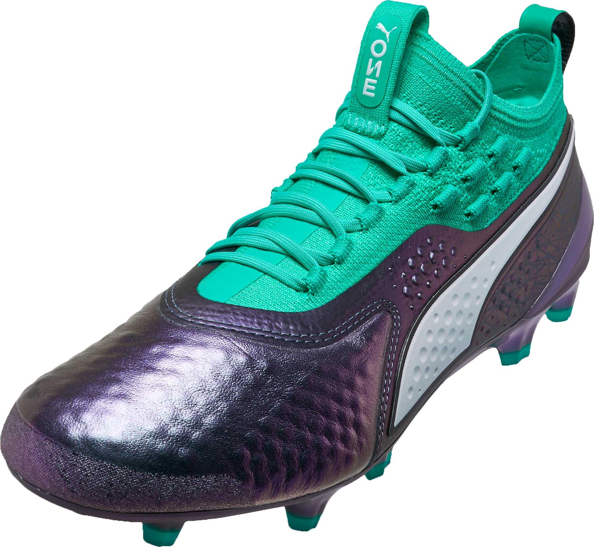 559456144949 PUMA One 1 FG - Leather - Soccer Master