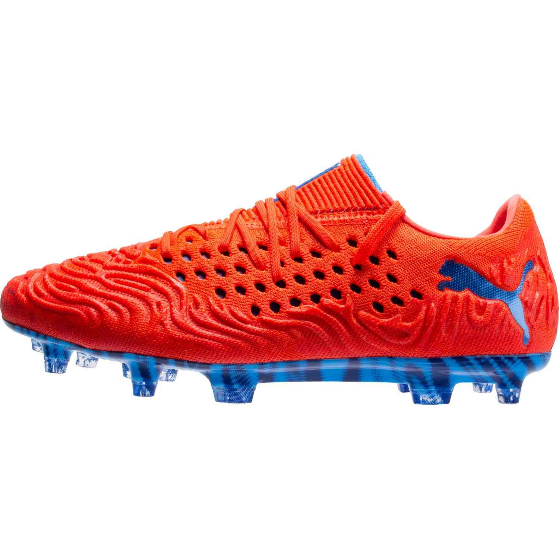 395a92ae9 Puma FUTURE 19.1 Netfit Low FG - Red Blast - Soccer Master
