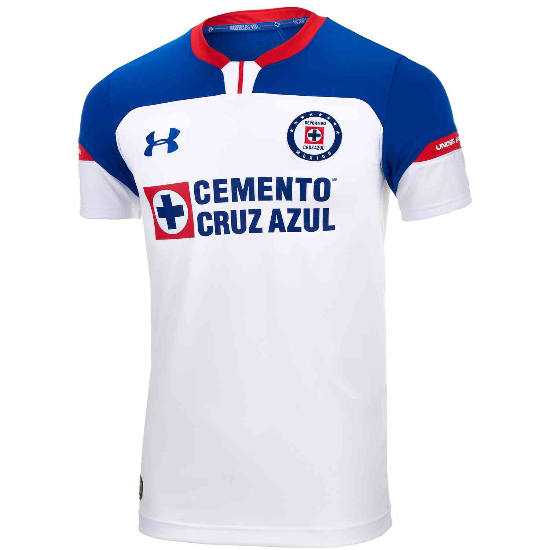 543f6a192ad Under Armour Cruz Azul Away Jersey 2018-19 - Soccer Master