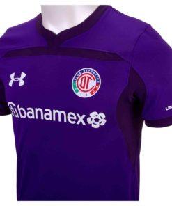 9679e26c7e5 Under Armour Toluca 3rd Jersey 2018-19 - Soccer Master