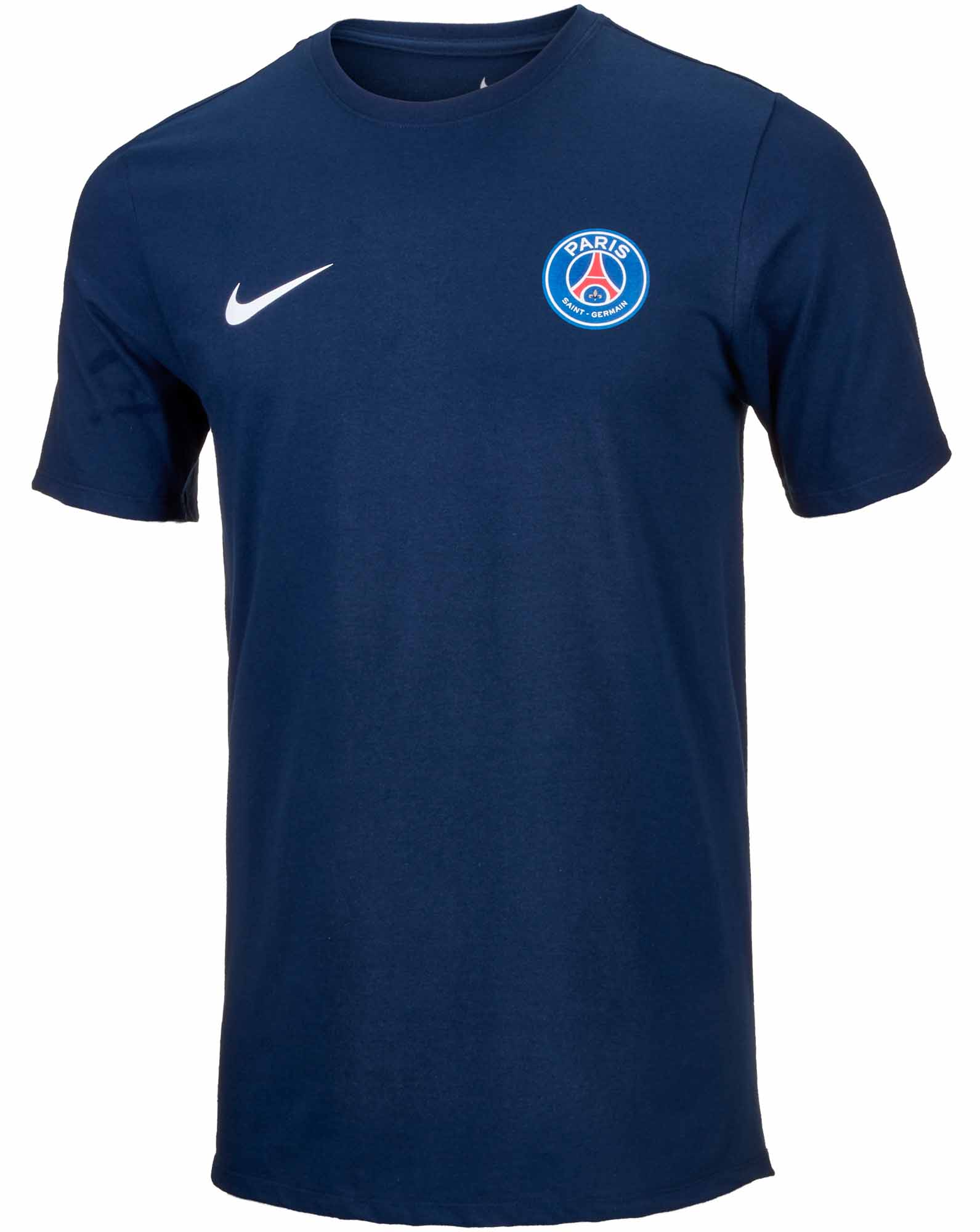 nike psg neymar home tee midnight navy white soccer master. Black Bedroom Furniture Sets. Home Design Ideas