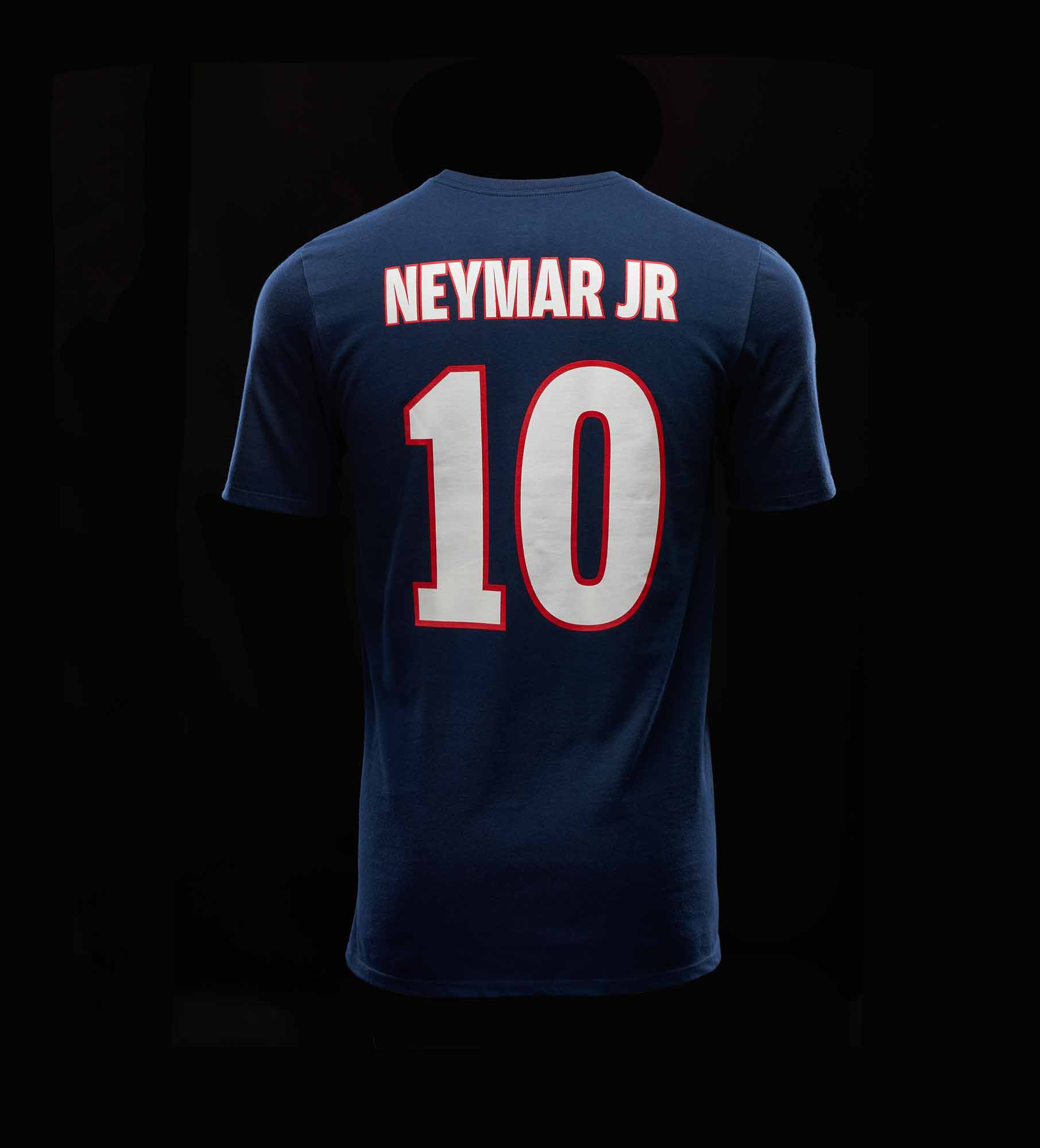 the latest 4f519 1a443 Nike PSG Neymar Home Tee - Midnight Navy & White - Soccer Master