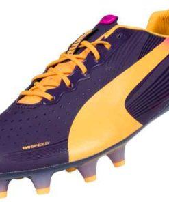 49ac73b35918 Puma evoSPEED 1.3 Graphic FG Soccer Cleats – Dragon. $189.99 $89.99. SALE.  Add to Wishlist loading
