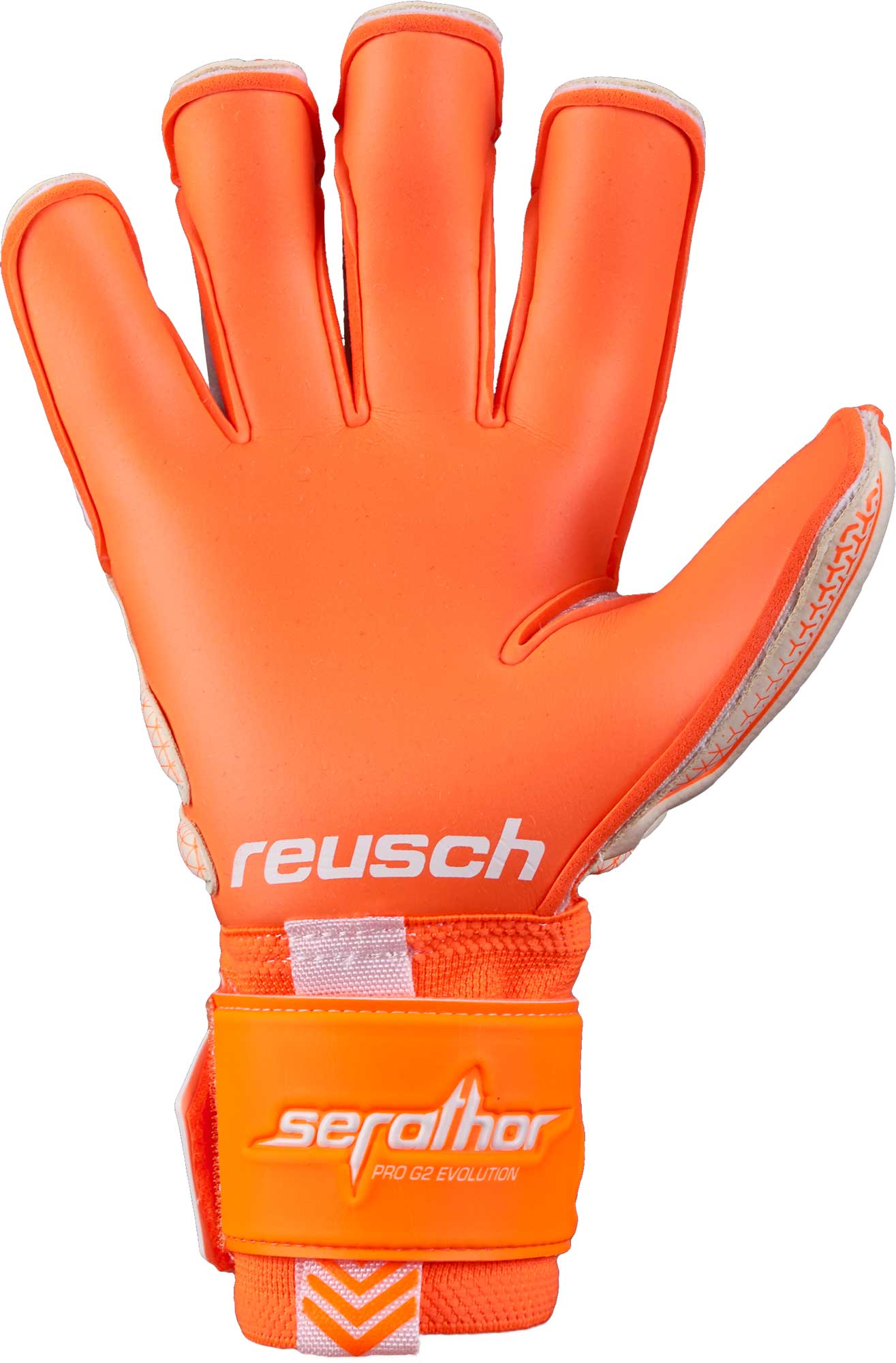 Reusch Serathor Pro G2 Evolution Cut Goalkeeper Gloves - White ... 86574e6fa2