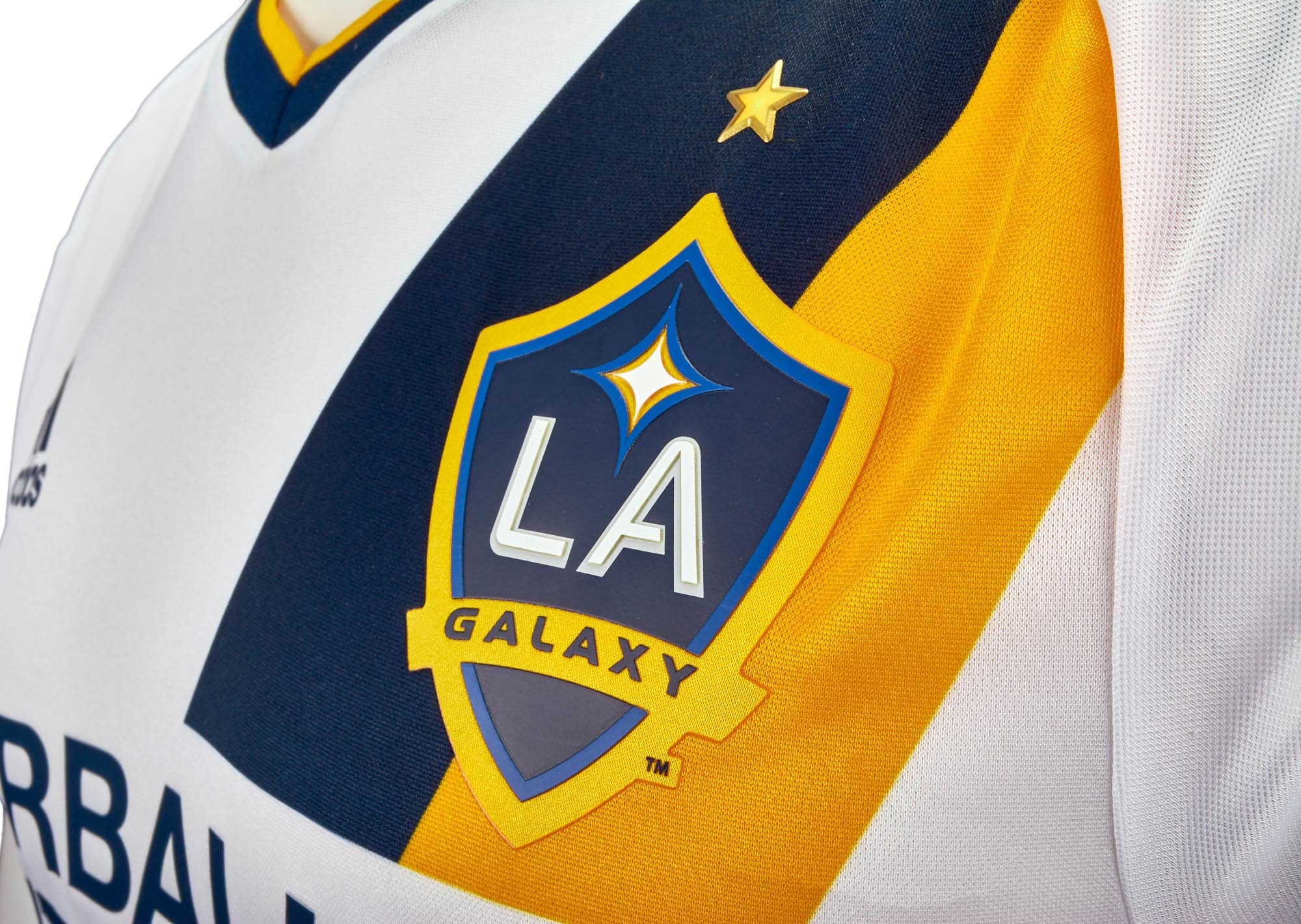adidas la galaxy authentic home jersey 201617 soccer master