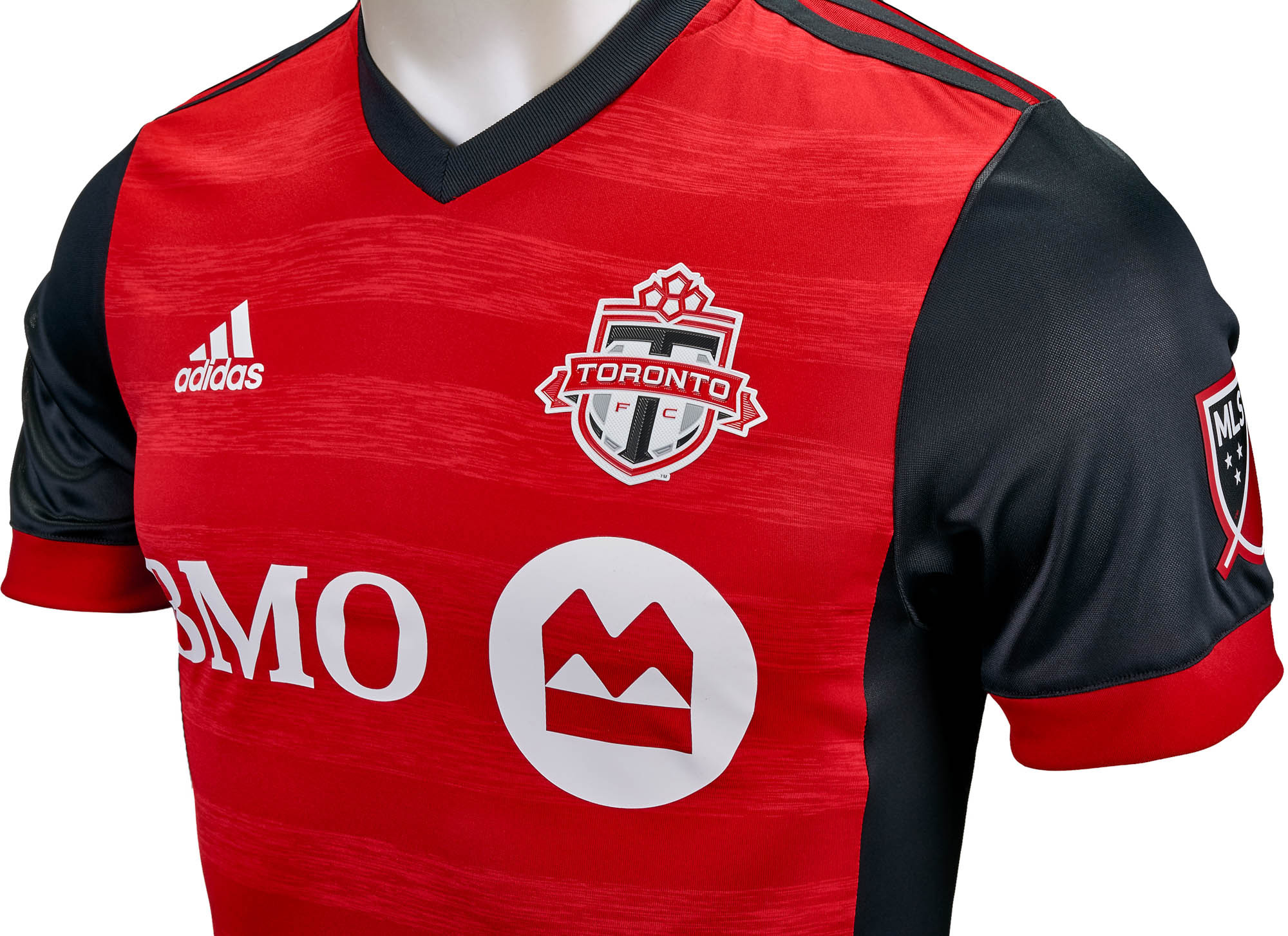adidas Toronto FC Authentic Home Jersey 2017-18 - Soccer Master