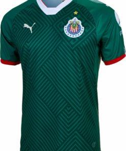 new product f7e27 323e7 Puma Chivas 3rd Jersey 2017-18 - Soccer Master