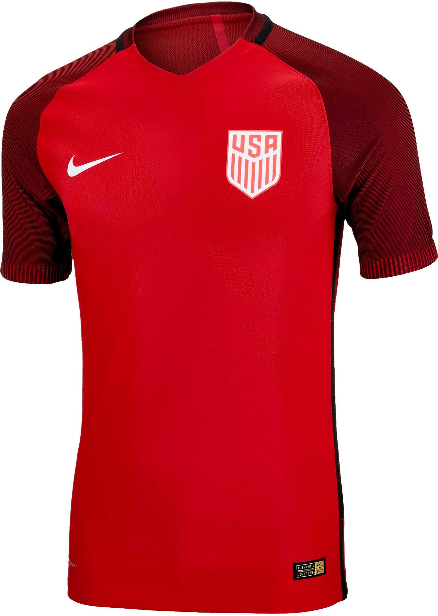 2e9ae2c7c Nike USA Vapor Match 3rd Jersey 2016-17 - Soccer Master