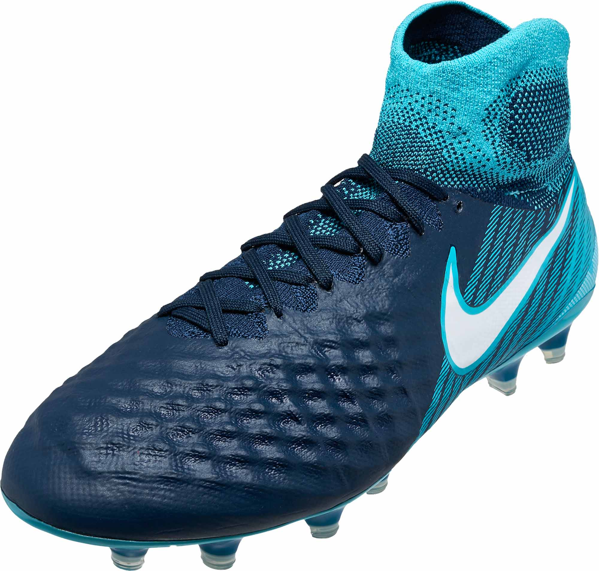 Nike Magista Obra II Nike Magista Obra II FG - Obsidian & White - Soccer Master