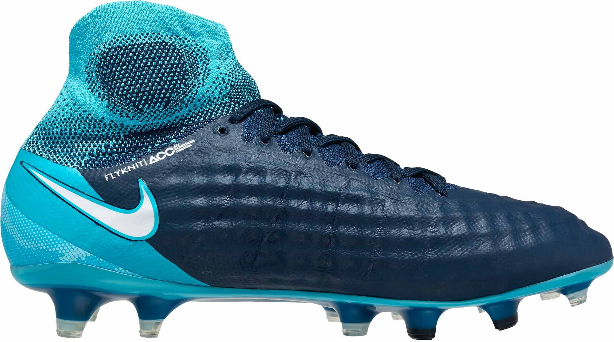 Nike Magista Obra II FG - Obsidian & White - Soccer Master