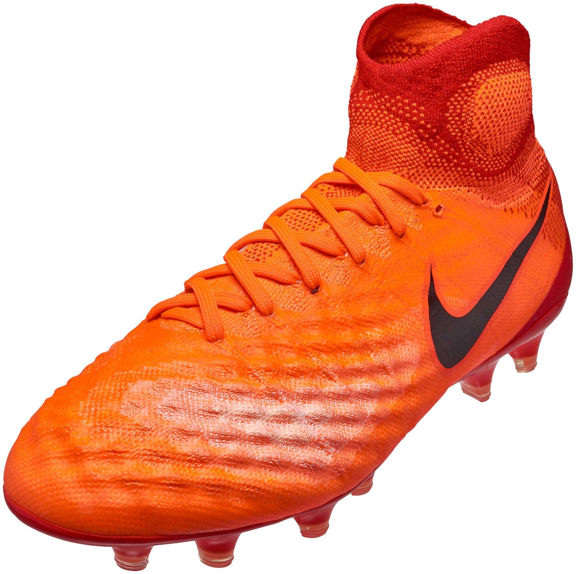 watch 61899 ce593 Nike Magista Obra II FG Soccer Cleats – Total Crimson  University Red