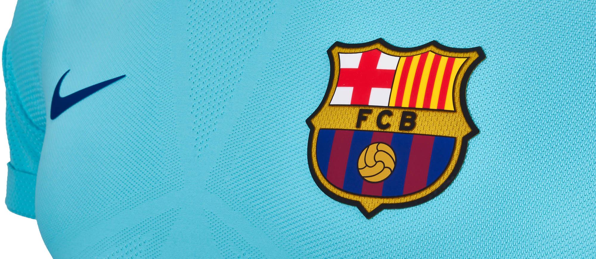 9d946de003b Nike Barcelona Away Match Jersey 2017-18 NS - Soccer Master