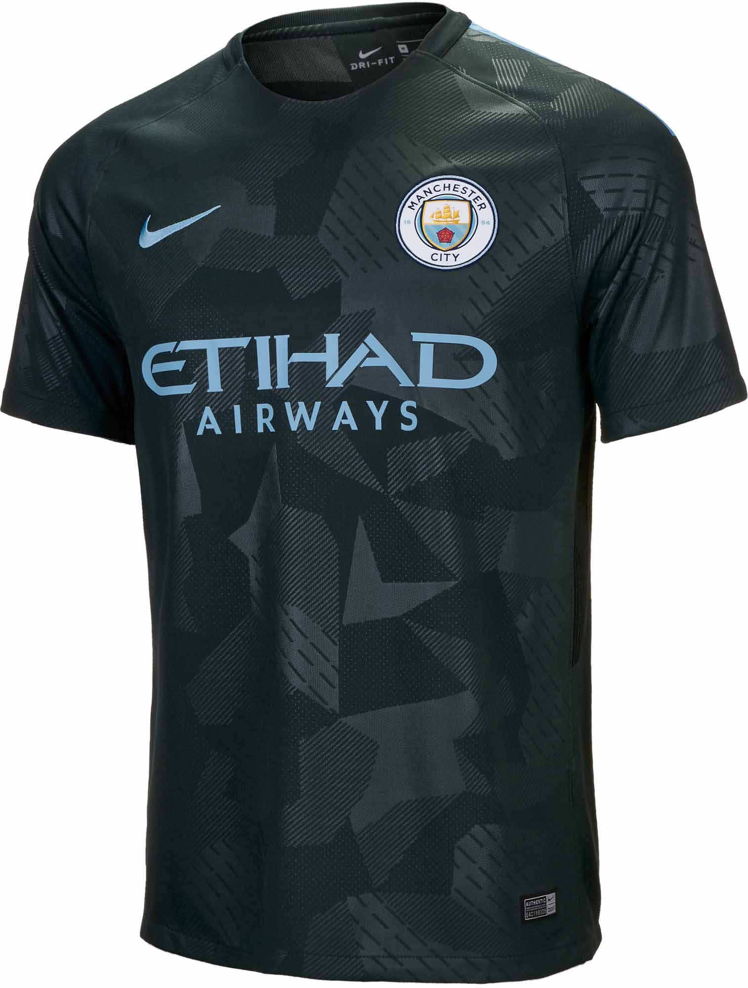 Nike Manchester City 3rd Jersey 2017-18 - Soccer Master