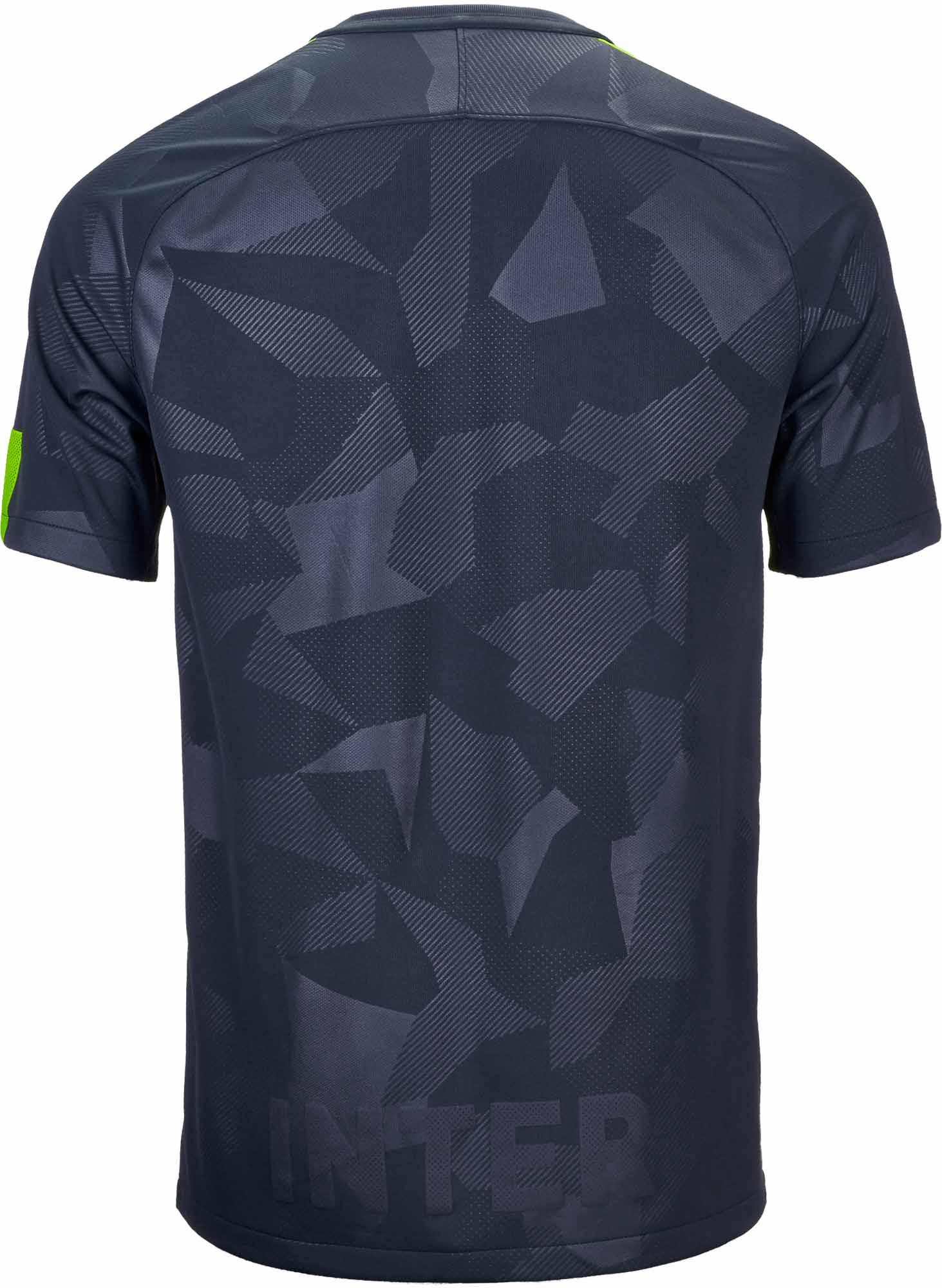 hot sale online 32376 22ff8 Nike Inter Milan 3rd Jersey 2017-18 - Soccer Master