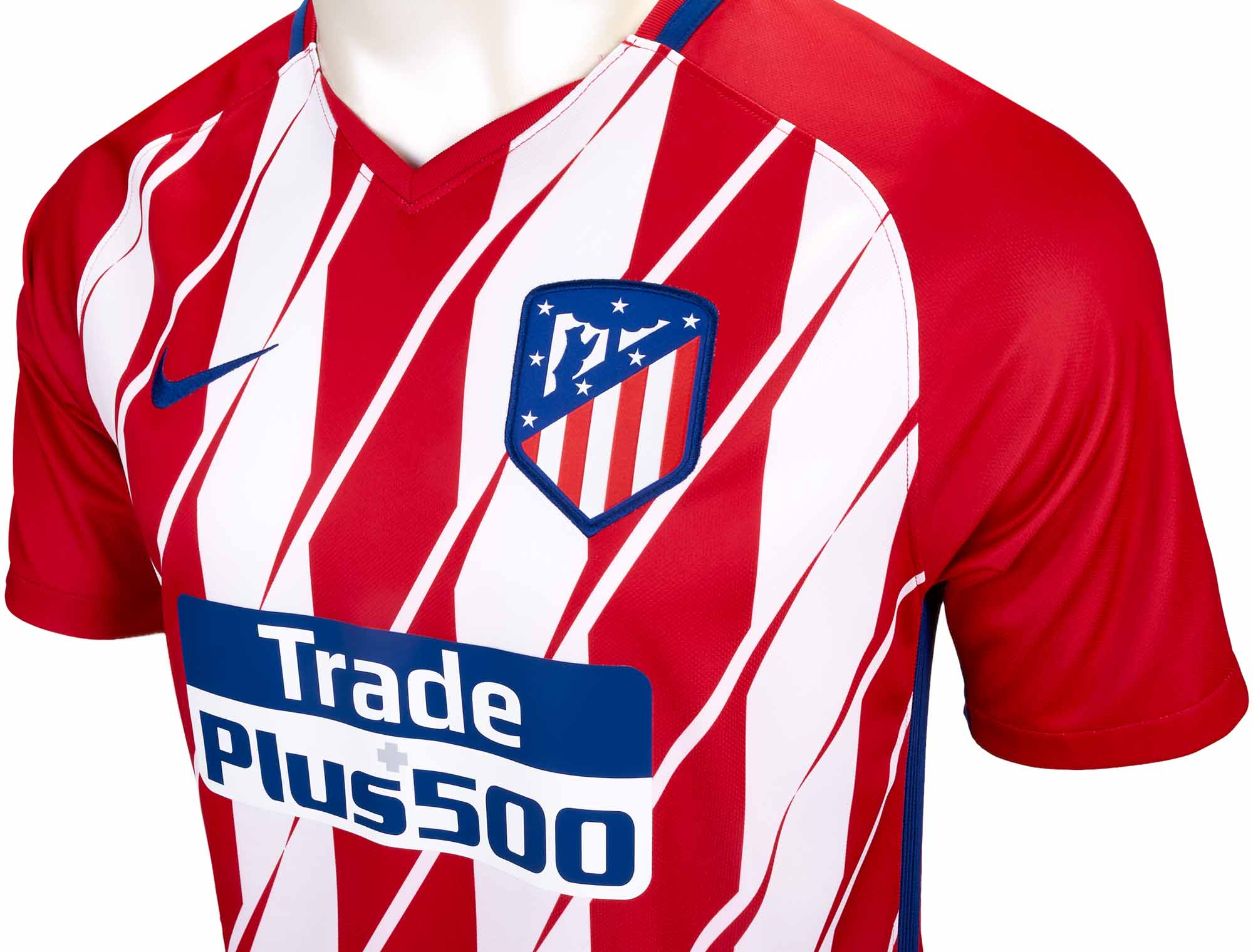 ced76ccdf Nike Atletico Madrid Home Jersey 2017-18 - Soccer Master