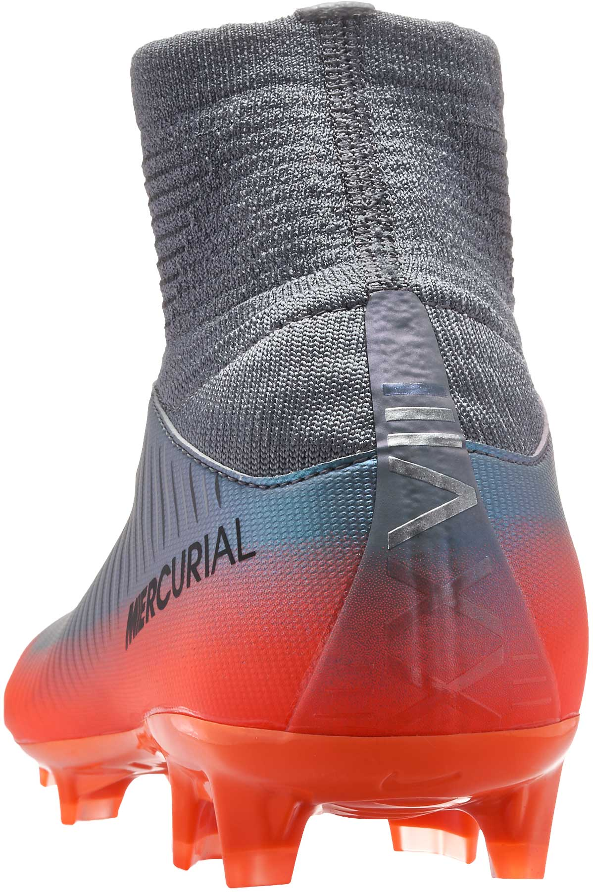 Nike Kids Mercurial Superfly V FG Soccer Cleats - CR7 - Cool Grey ... 5442d12e4a