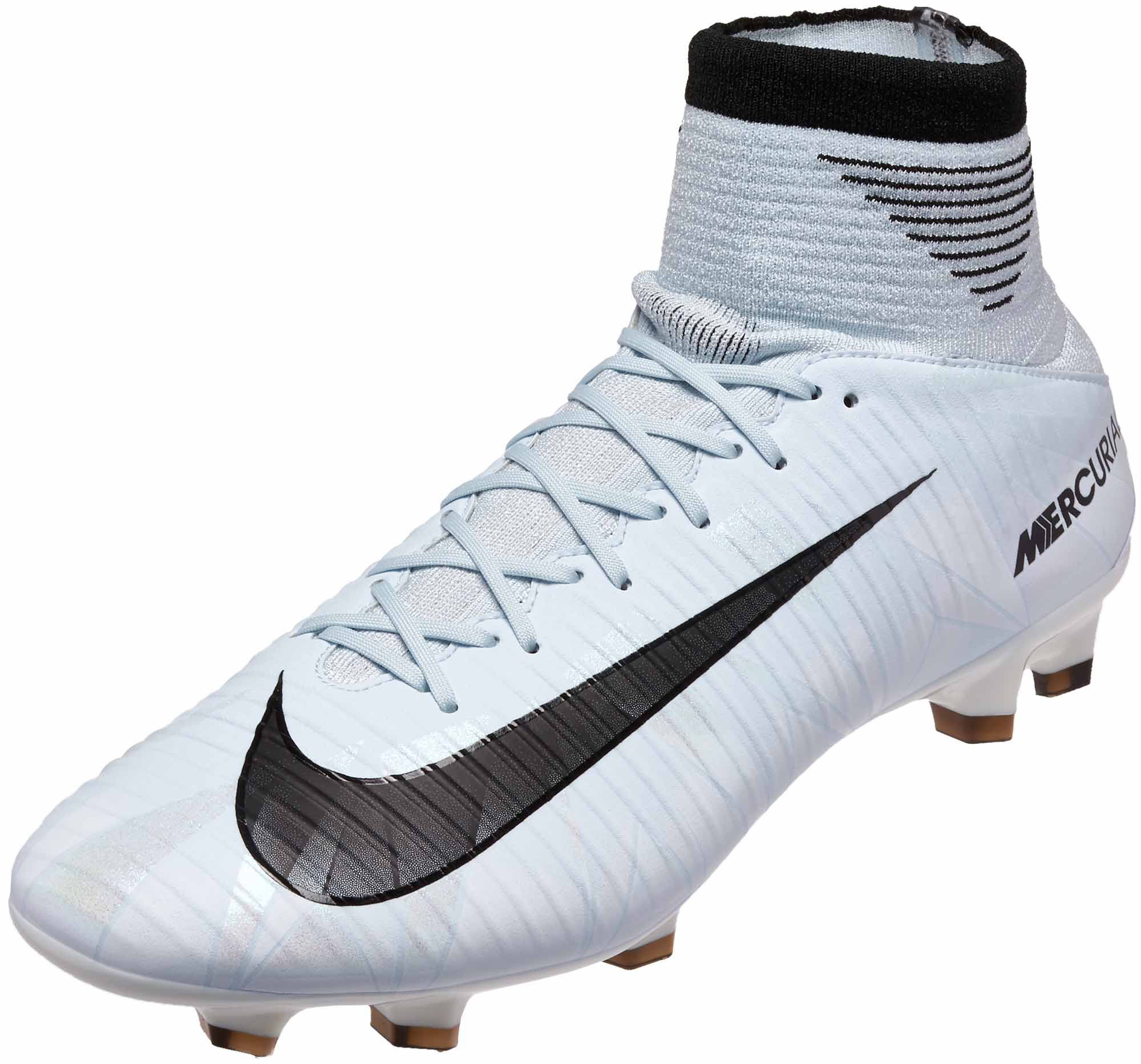 huge selection of a06f9 38932 Nike Mercurial Veloce III DF FG – CR7 – Blue Tint   Black