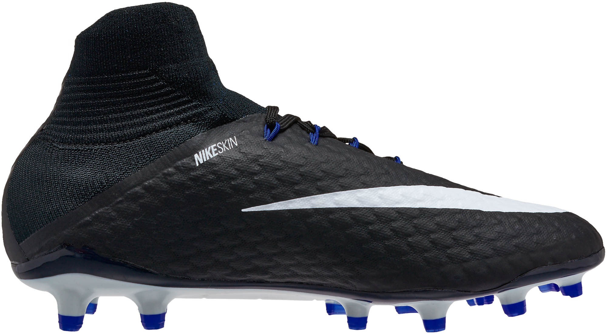 wholesale clearance prices pre order Nike Hypervenom Phatal III DF FG Soccer Cleats - Black ...