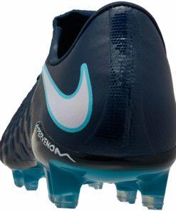 55af663f595 Nike Hypervenom Phantom III FG - Obsidian   White - Soccer Master