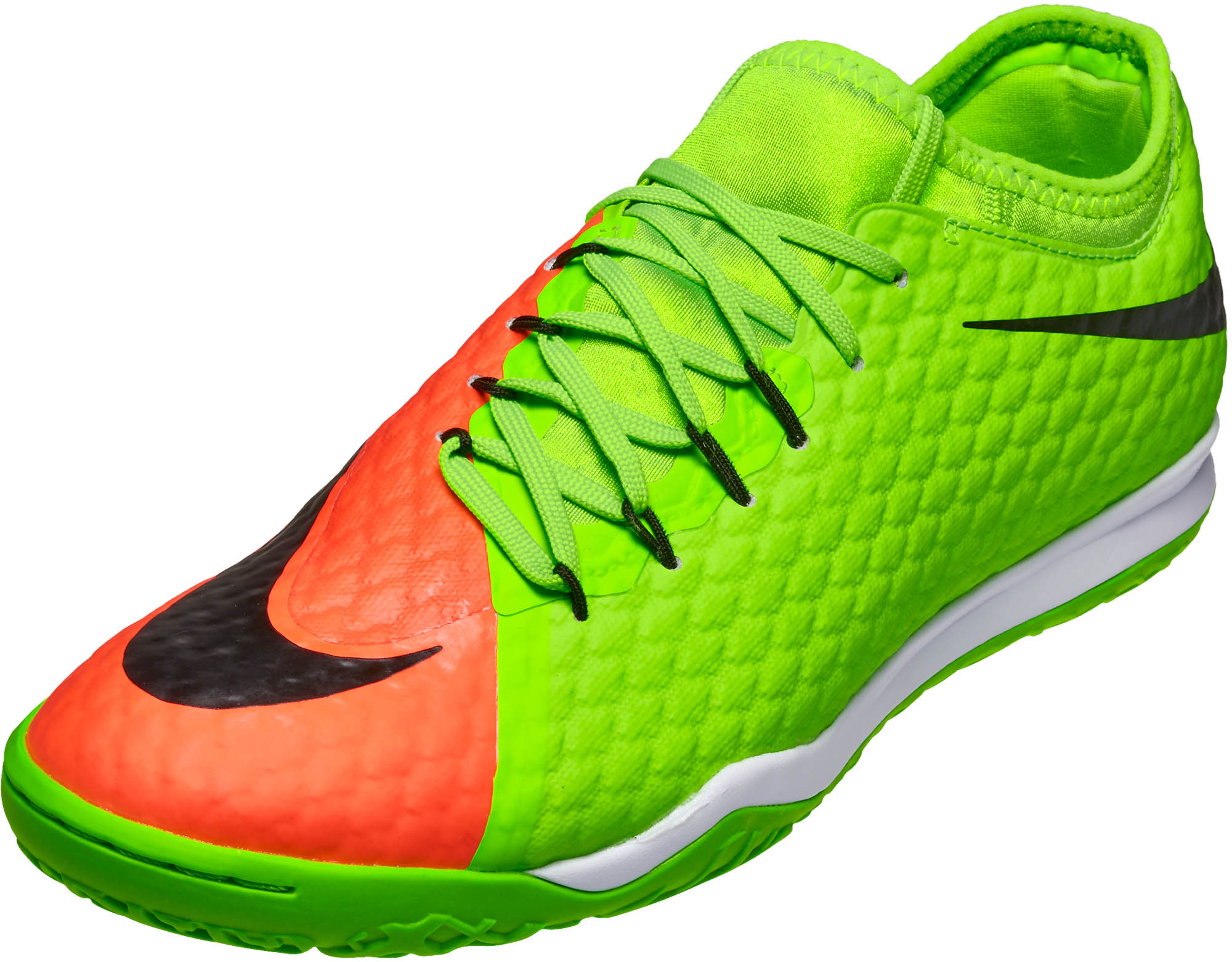 Nike HypervenomX Finale II IC - Electric Green & Hyper ...