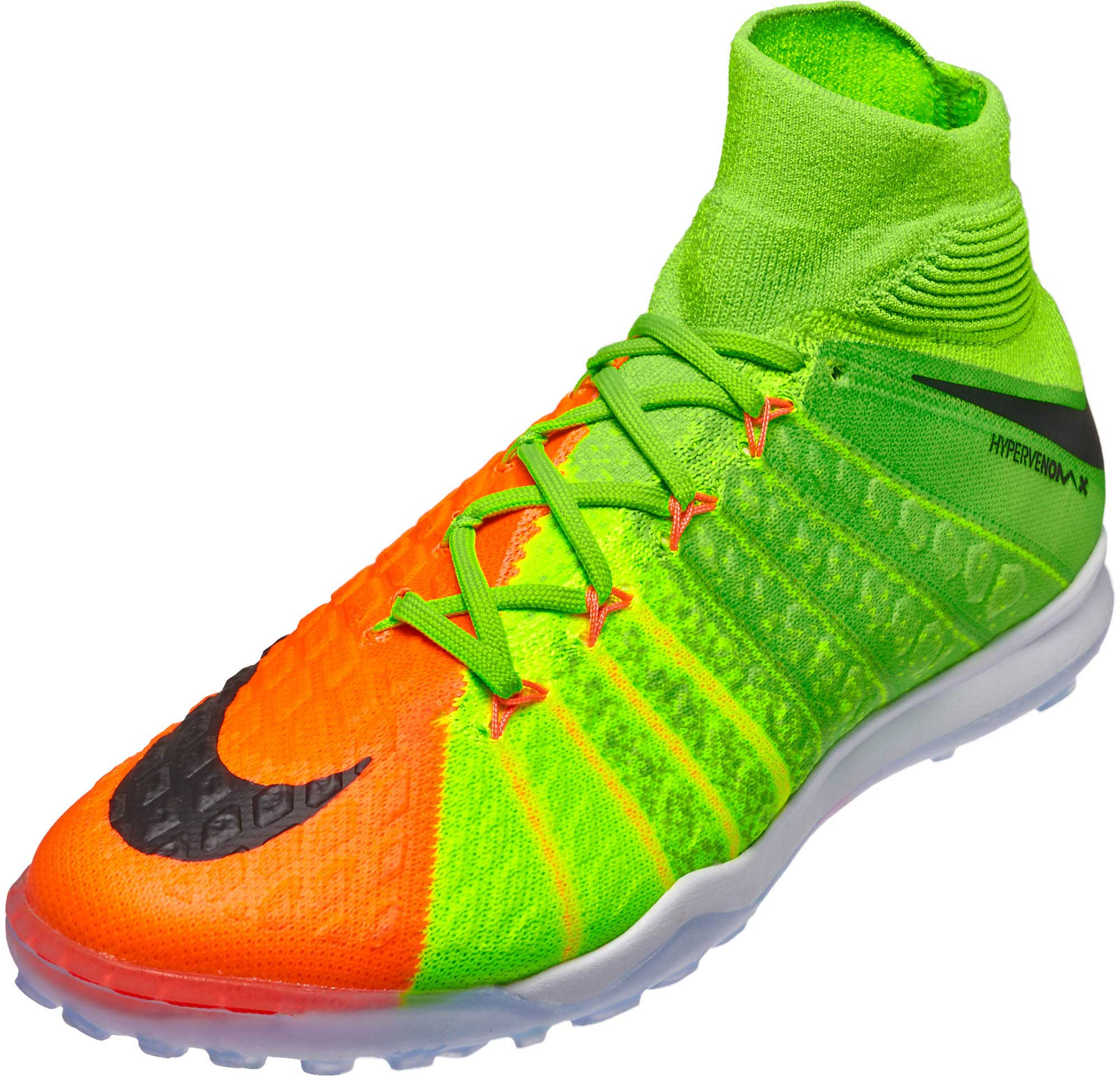 Nike HypervenomX Proximo II TF Soccer Shoes - Electric ...