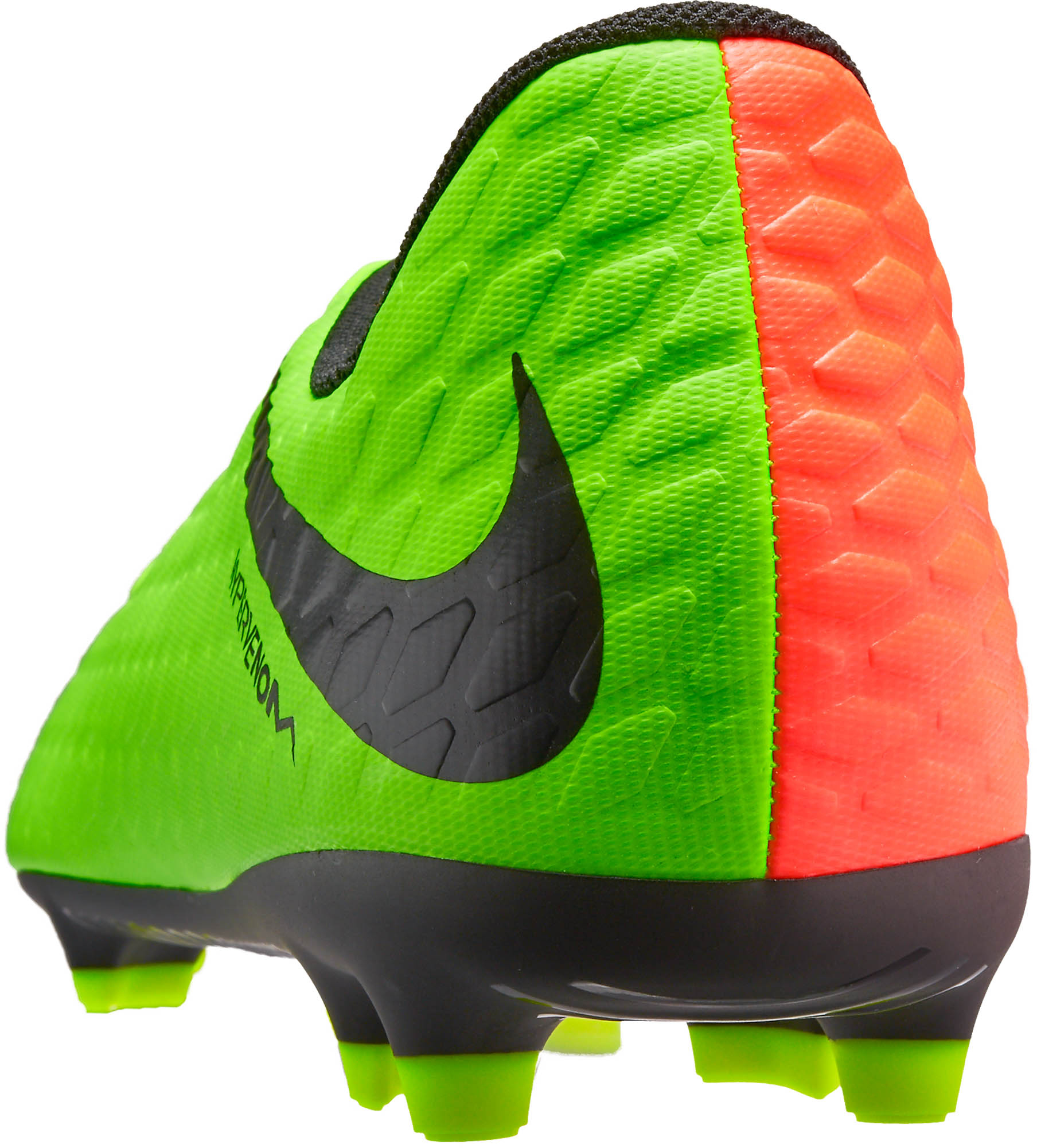 big sale f9c48 f19a2 Nike Kids Hypervenom Phade III FG Soccer Cleats - Electric ...