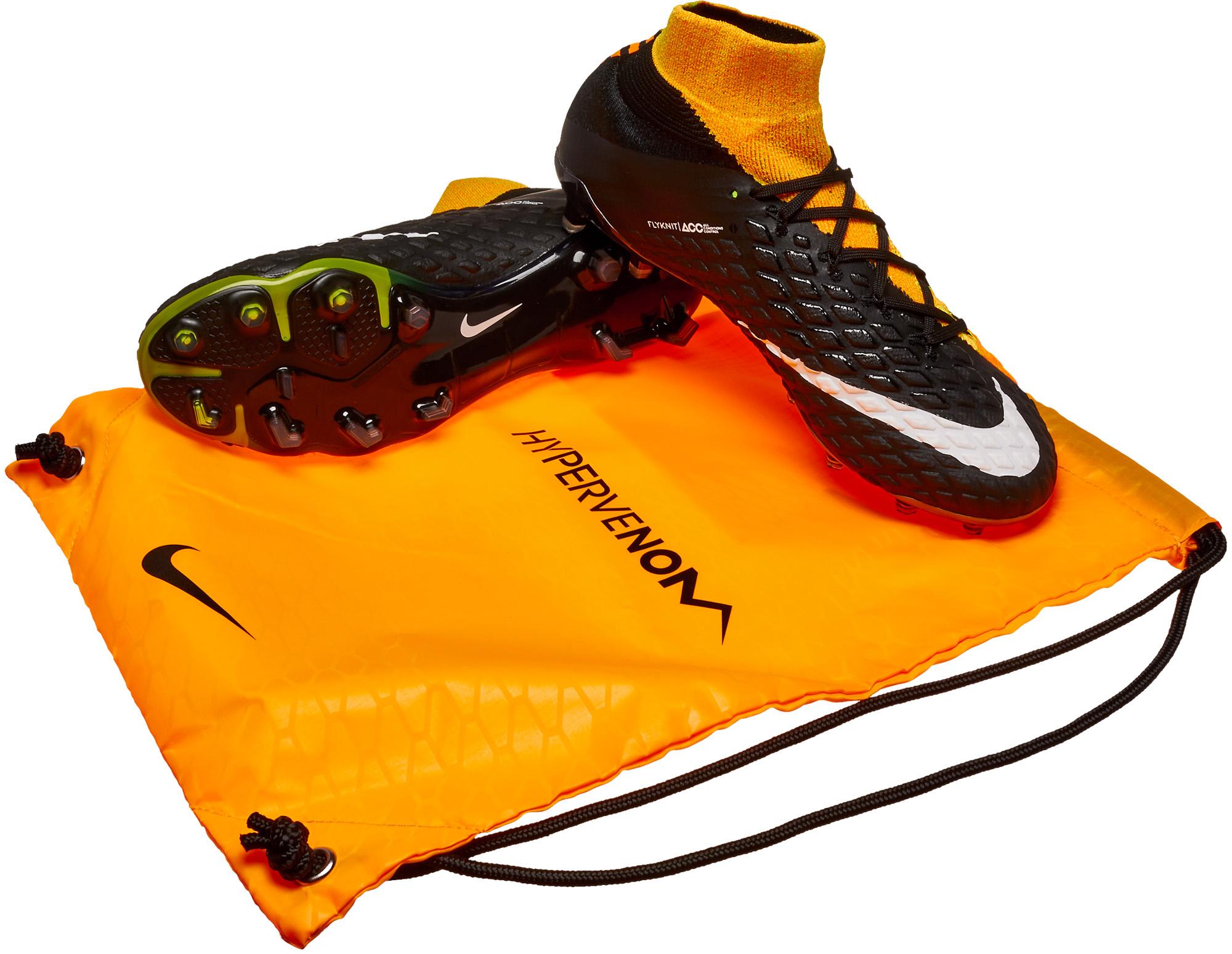 separation shoes 05762 89f41 Nike Hypervenom Phantom III DF FG - Laser Orange & Black ...