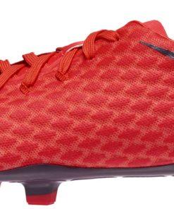 67764c7b2 Nike Womens Hypervenom Phelon III FG Soccer Cleats - Cool Grey ...
