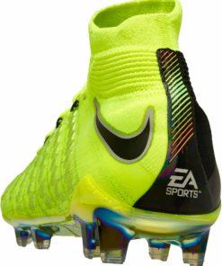 a12c95e40e2 Nike Hypervenom Phantom III DF FG - EA Sports - Volt   Black - Soccer Master