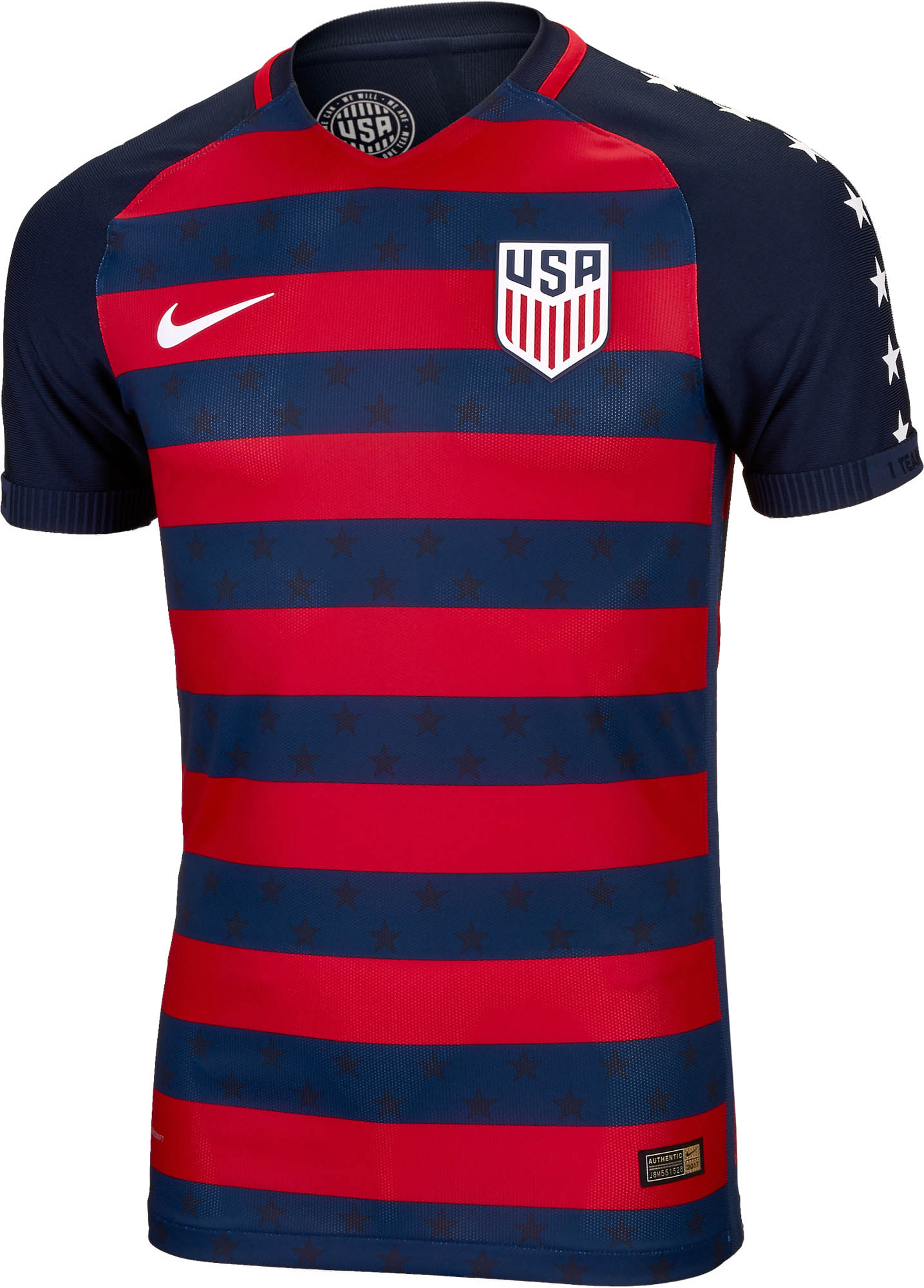 2749132a2 Nike USA Gold Cup Match Jersey 2017 - Soccer Master
