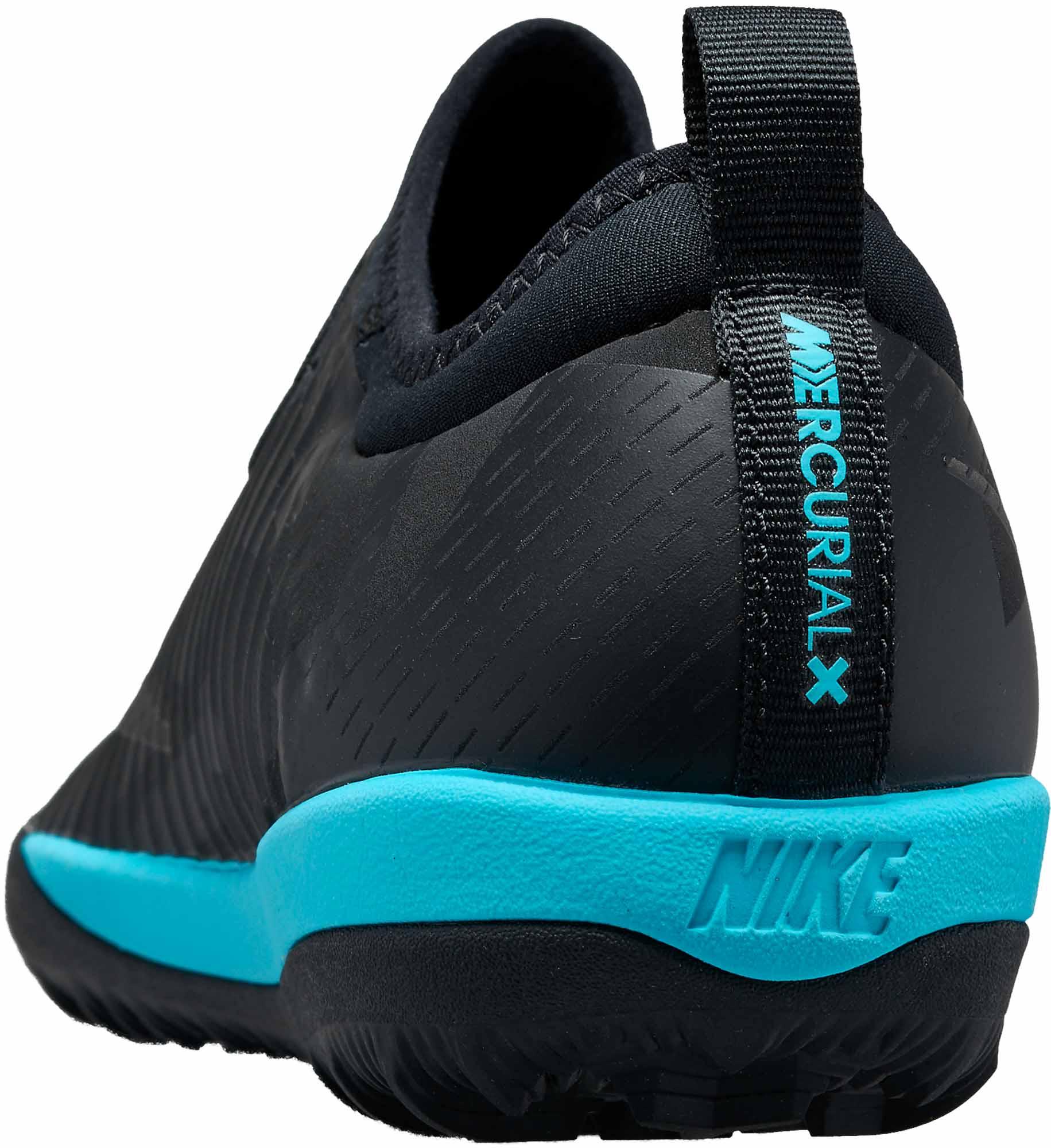 low cost 51f51 89e3e Nike MercurialX Finale II TF - SE - Black & Gamma Blue ...