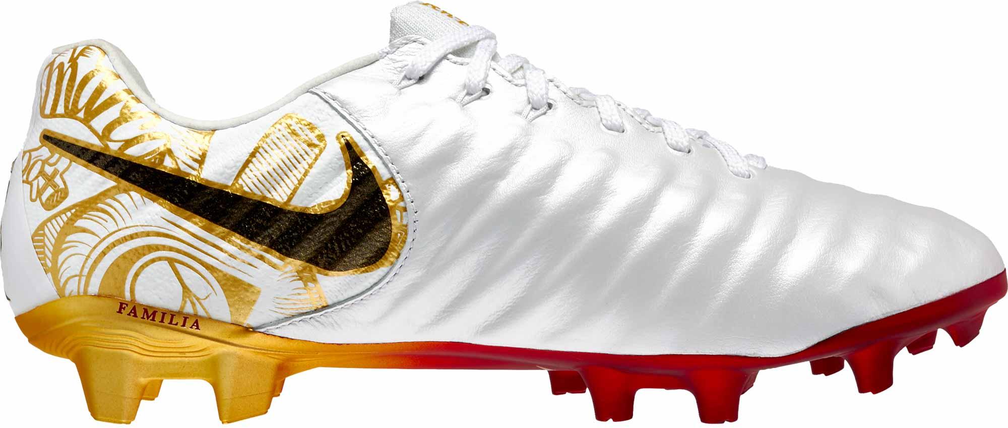quality design 0c9c4 7d1c4 Nike Tiempo Legend VII SE FG - Sergio Ramos - White ...