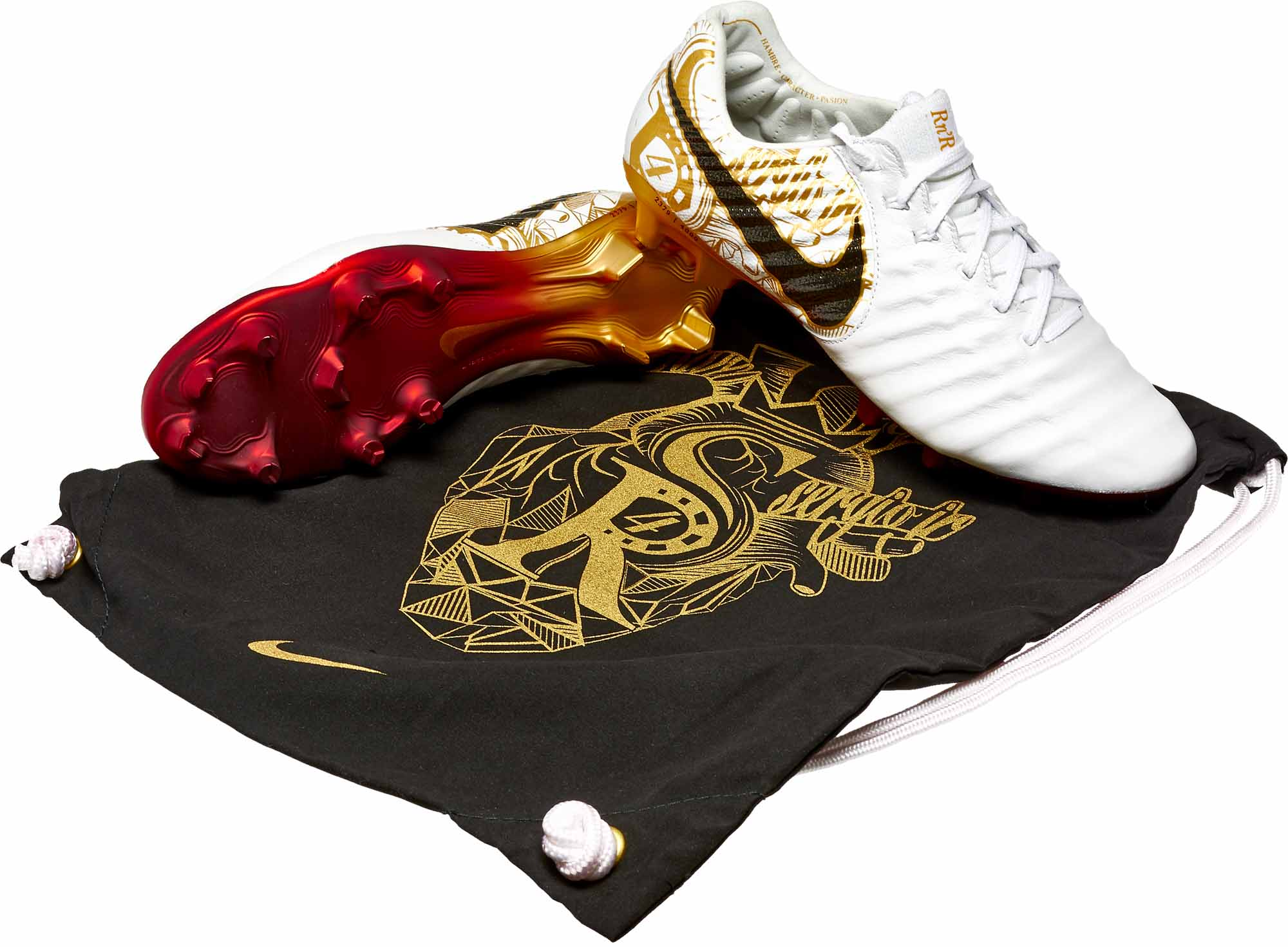 Nike Tiempo Legend VII SE FG Sergio Ramos White