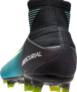 Nike Womens Mercurial Veloce III DF FG - Light Aqua   White - Soccer Master d8b4a5229