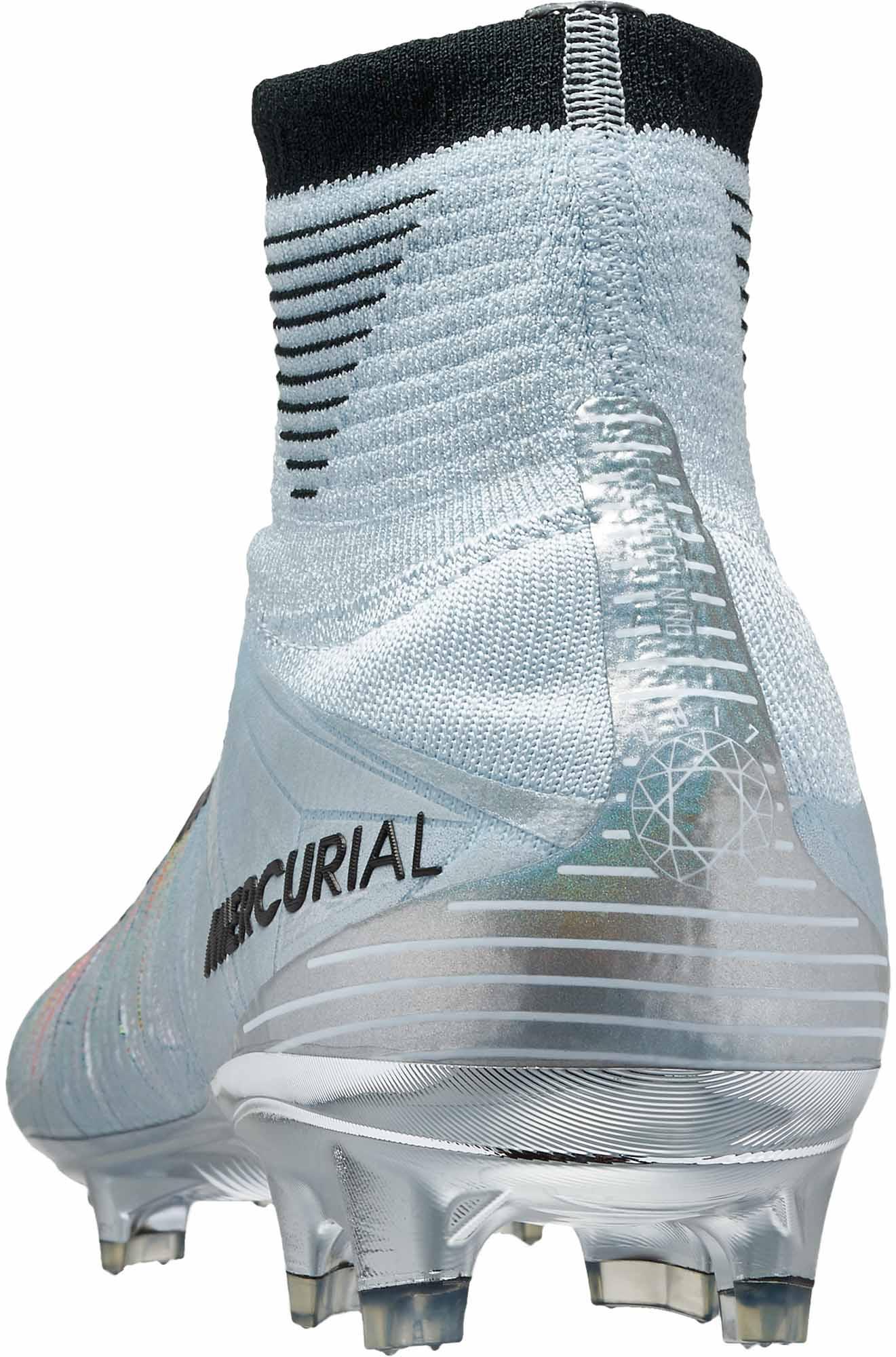 abe99ae15f28 Nike Mercurial Superfly V FG - CR7 Melhor - Blue Tint   Black ...