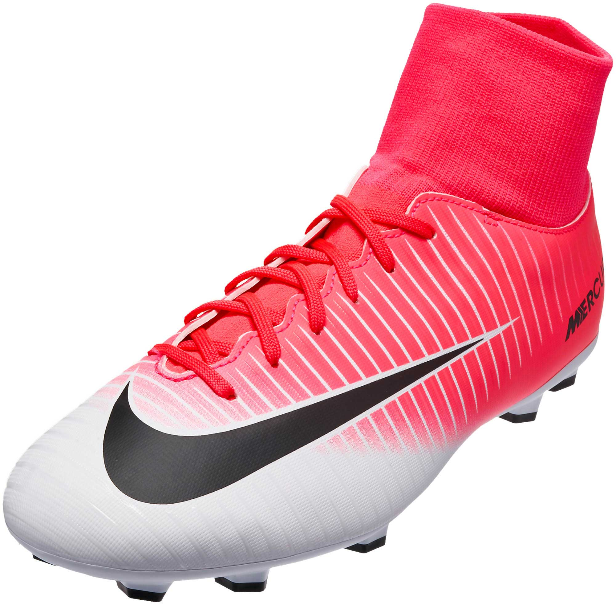 nike kids mercurial victory vi df fg soccer cleats racer. Black Bedroom Furniture Sets. Home Design Ideas