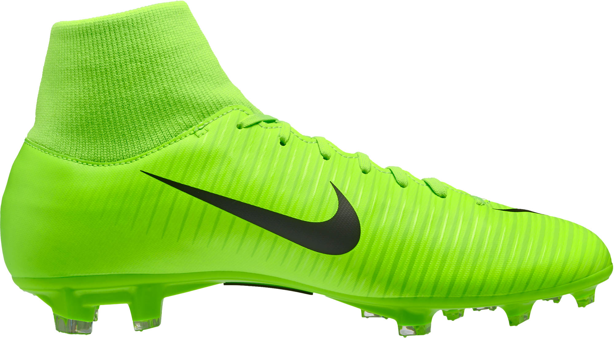 new style 937b9 311a2 Nike Mercurial Victory VI DF FG Soccer Cleats - Electric ...