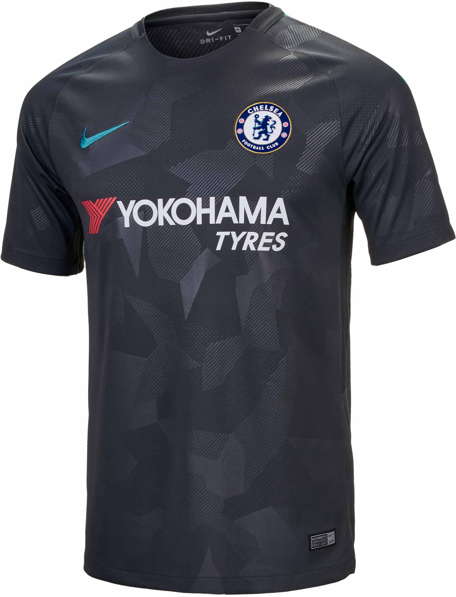 5b45aba6 Nike Chelsea 3rd Jersey 2017-18 - Soccer Master