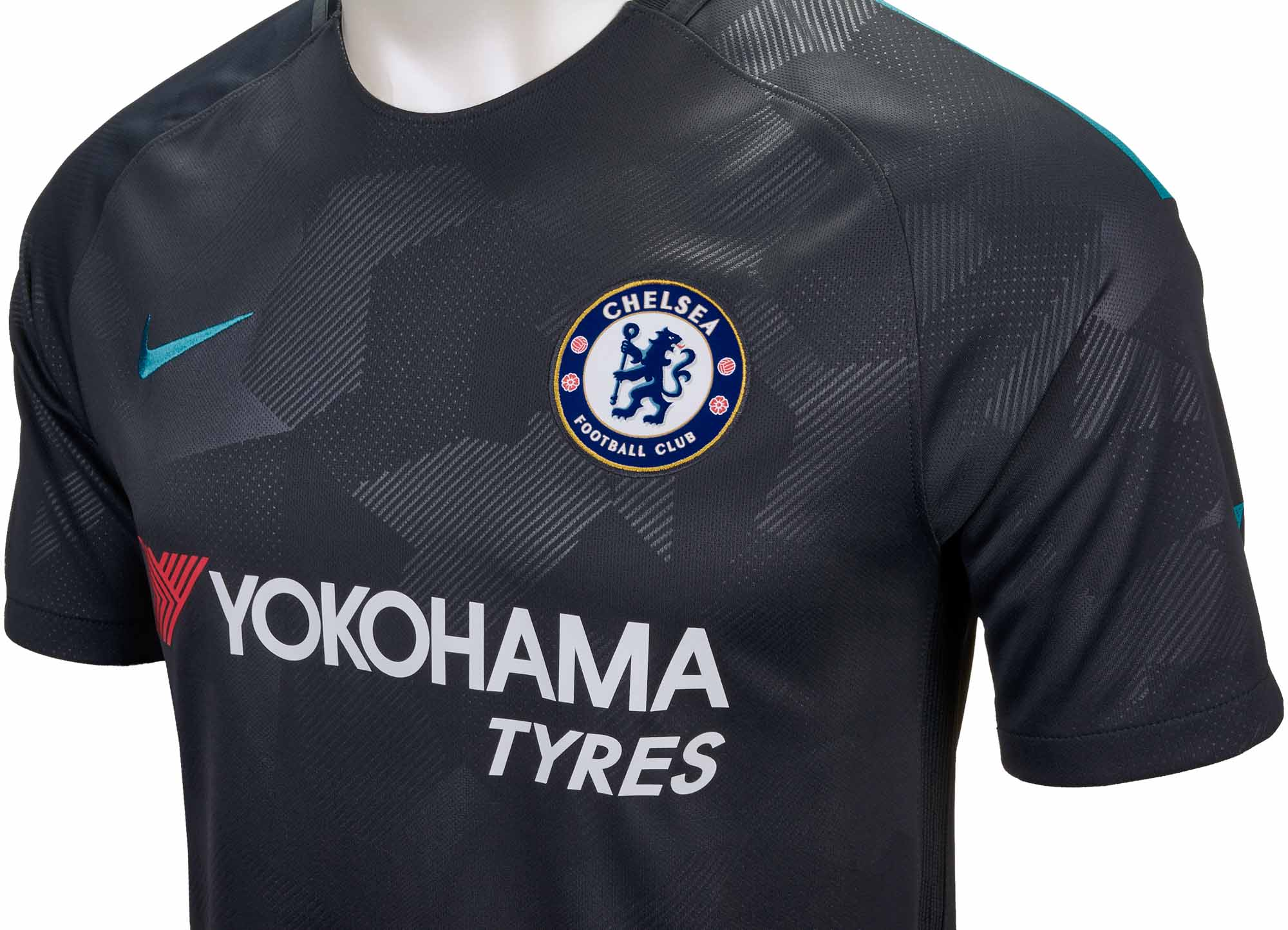 purchase cheap 95fb7 3b642 Nike Kids Chelsea 3rd Jersey 2017-18 NS - Soccer Master