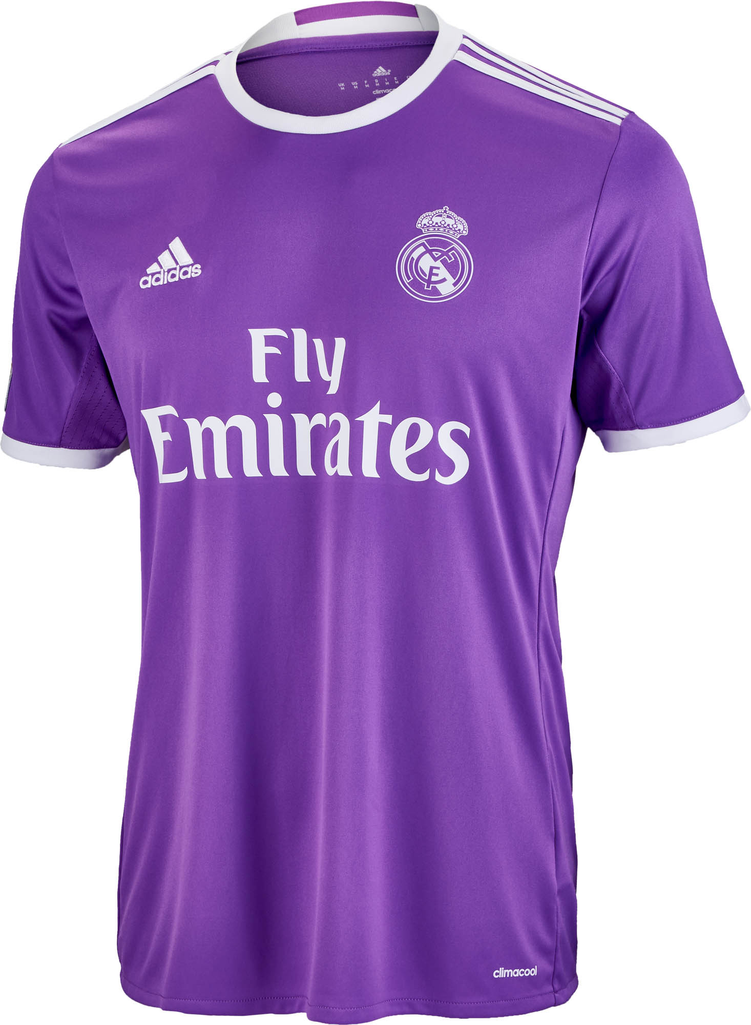 adidas Kids Real Madrid Away Jersey 2016-17 - Soccer Master 5584f54e9
