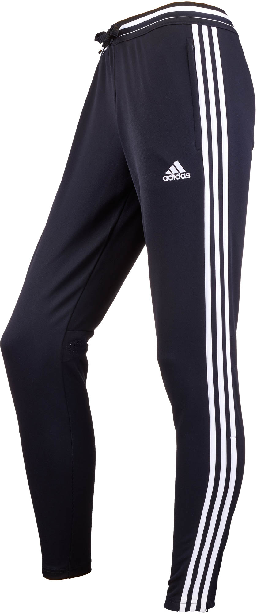 check out 8f273 d32ae adidas Womens Condivo 16 Training Pant – Black  White