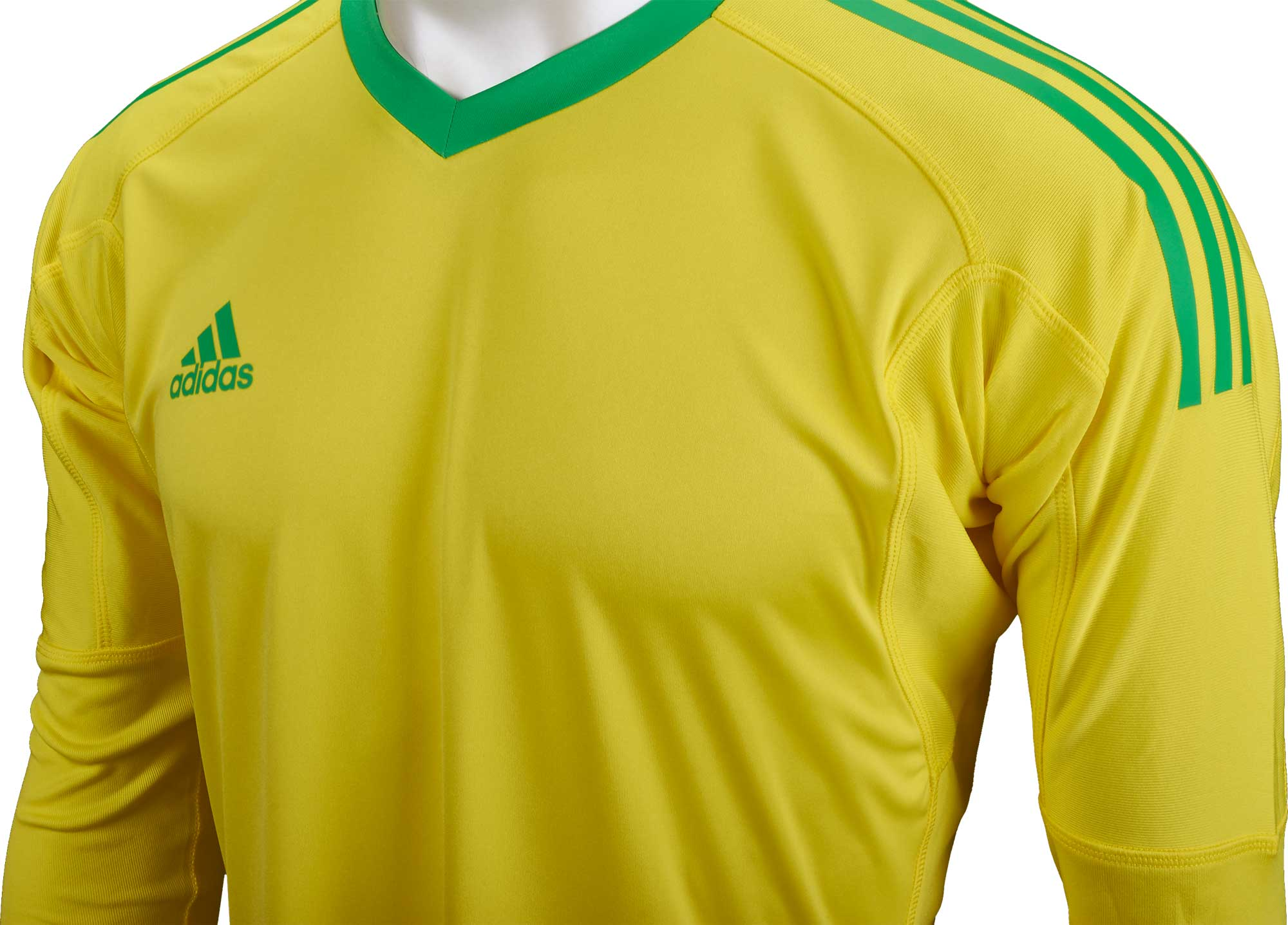 0531df1c7 adidas Revigo 17 Goalkeeper Jersey - Bright Yellow   Energy Green ...