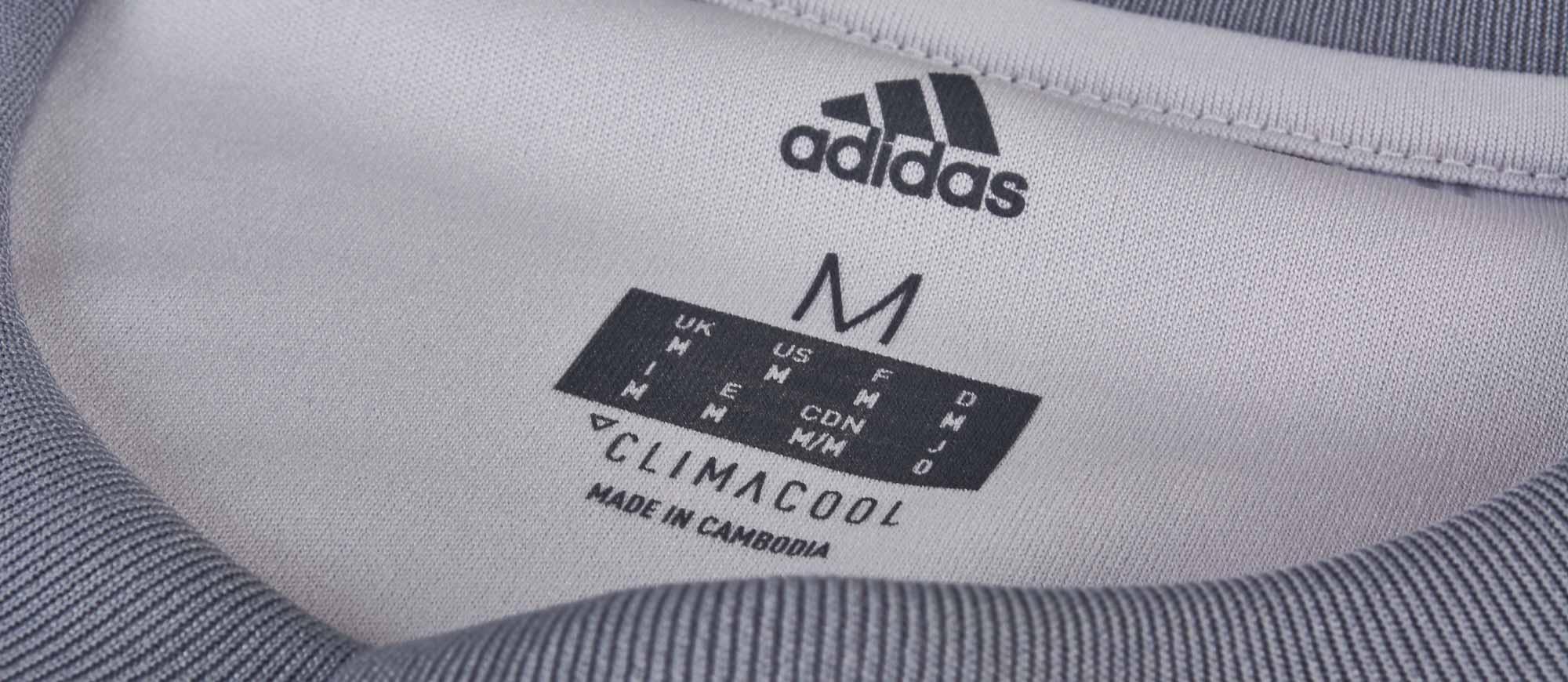 Real Madrid Adidas Away Goalkeeper Shirt 2018/19 (Kids)