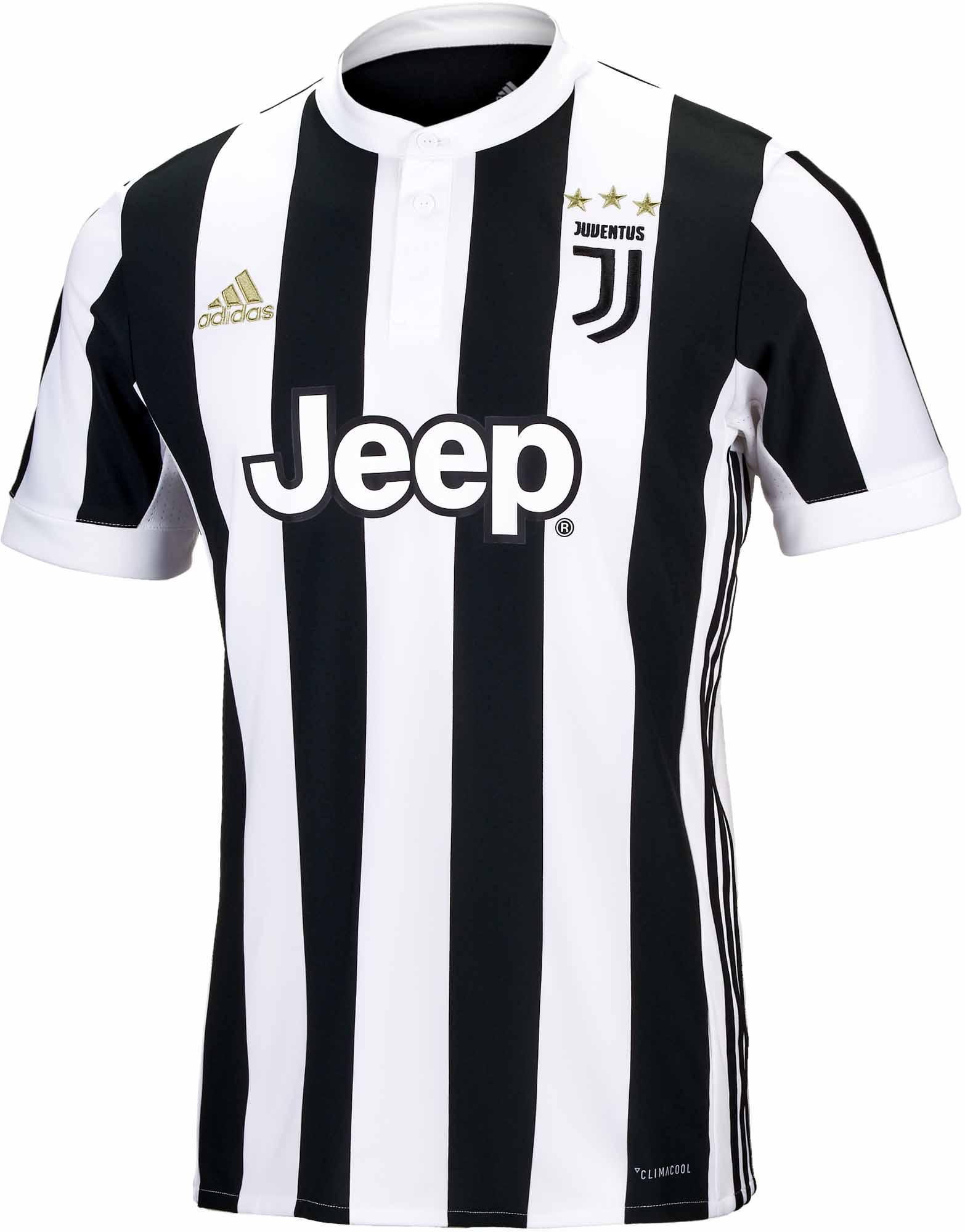 buy popular cbb64 eff38 adidas Kids Juventus Home Jersey 2017-18 NS