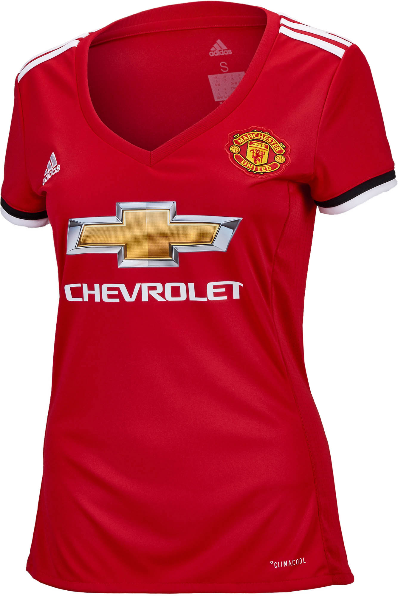 adidas Womens Manchester United Home Jersey 2017-18 - Soccer ... 4e5fb3bdb6