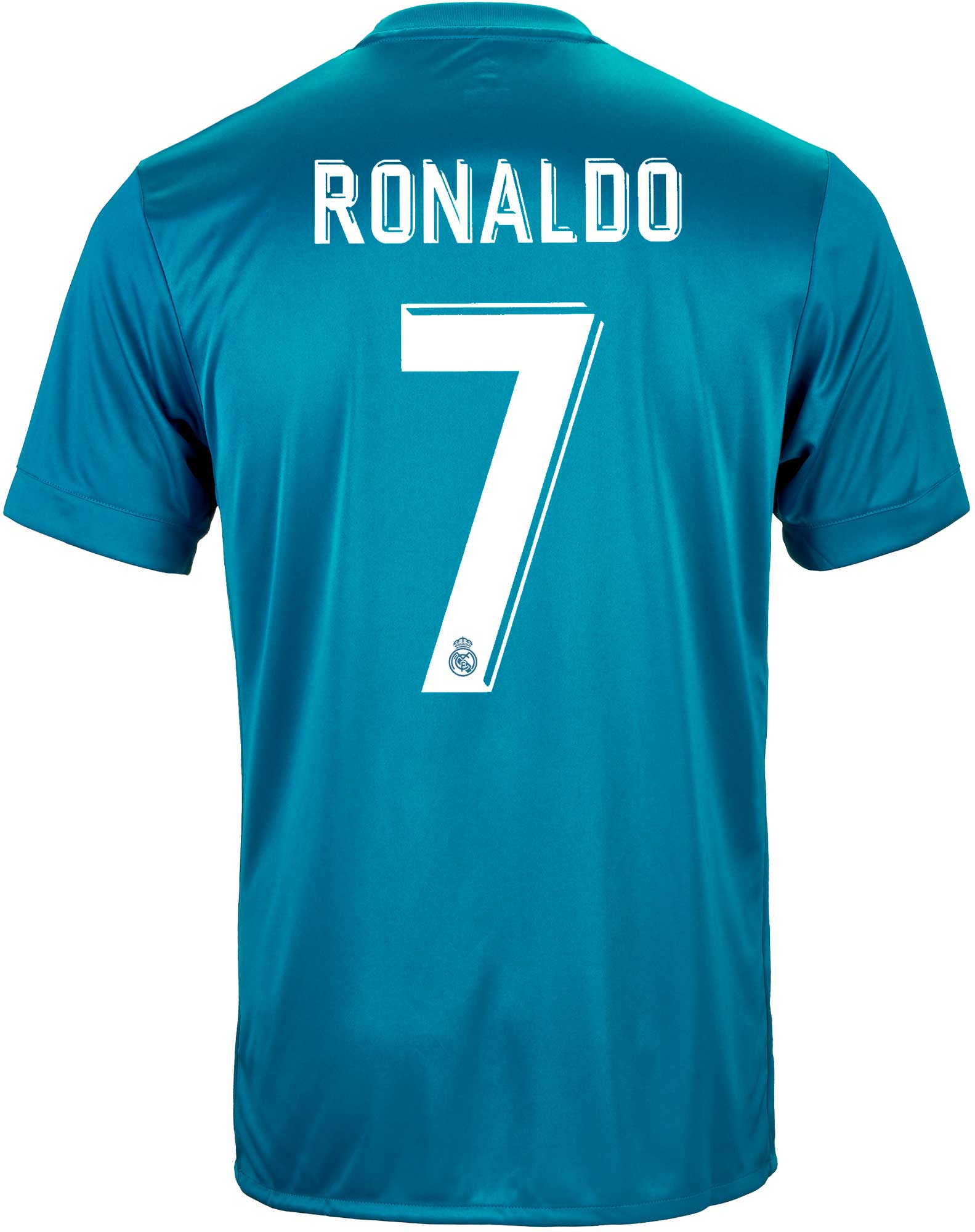 save off 0427a 61cee adidas Kids Cristiano Ronaldo Real Madrid 3rd Jersey 2017-18