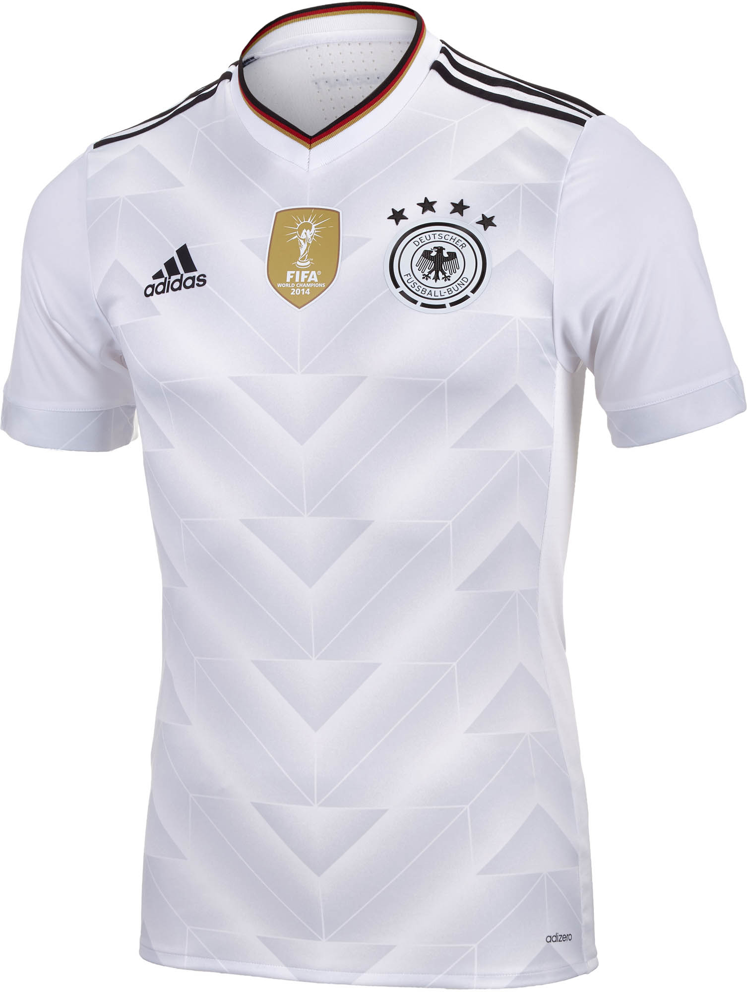 3dc976f6e6d adidas Germany Authentic Home Jersey 2017-18 - Soccer Master