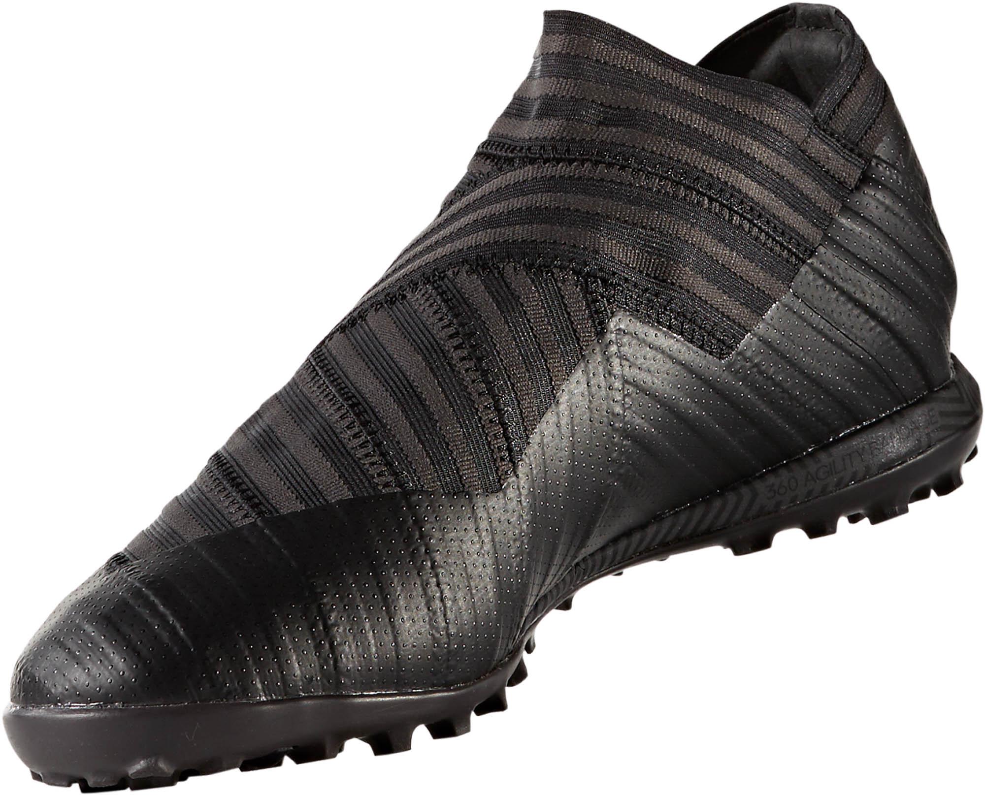 4dde04bde0a1e adidas Nemeziz Tango 17+ 360Agility - Black   Utility Black - Soccer ...