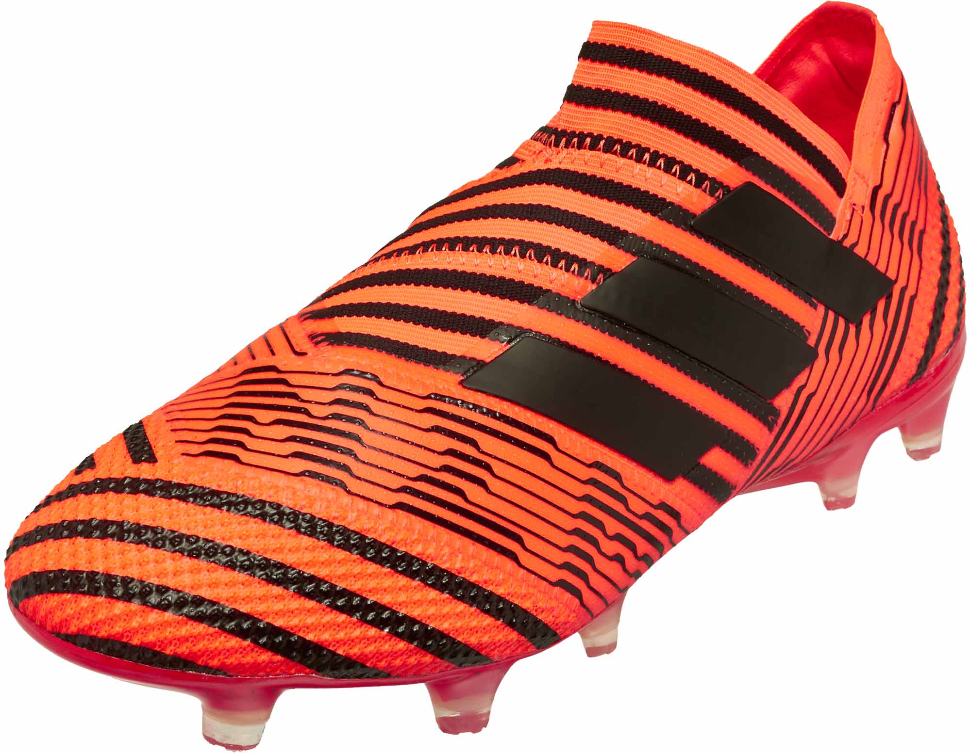 3b6c9f36d2ed adidas Nemeziz 17+ 360Agility FG Soccer Cleats – Solar Orange   Core Black