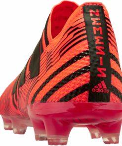 dc11f6d5236c adidas Nemeziz 17+ 360Agility FG Soccer Cleats - Solar Orange   Core Black  - Soccer Master
